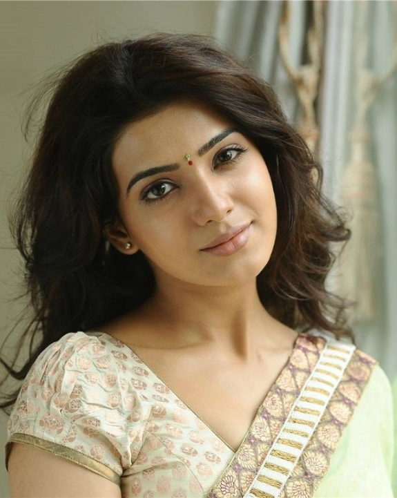 samantha wallpaper in saree